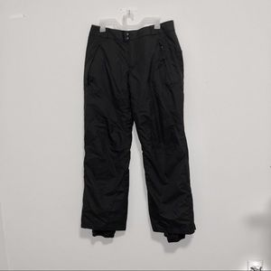 Columbia winter pant woman's size large
